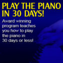 Play the Piano in 30 Days!